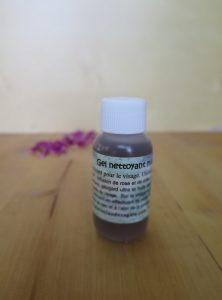 Gel nettoyant moussant échantillon 30 ml IMG_2588